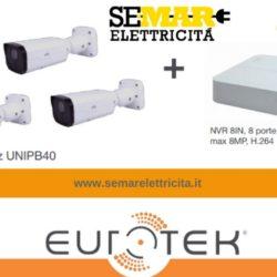 Nuova aria di promozioni targata Eurotek su prodotti TVCC