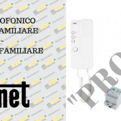 Promo Urmet Kit video familiare e kit citofonico
