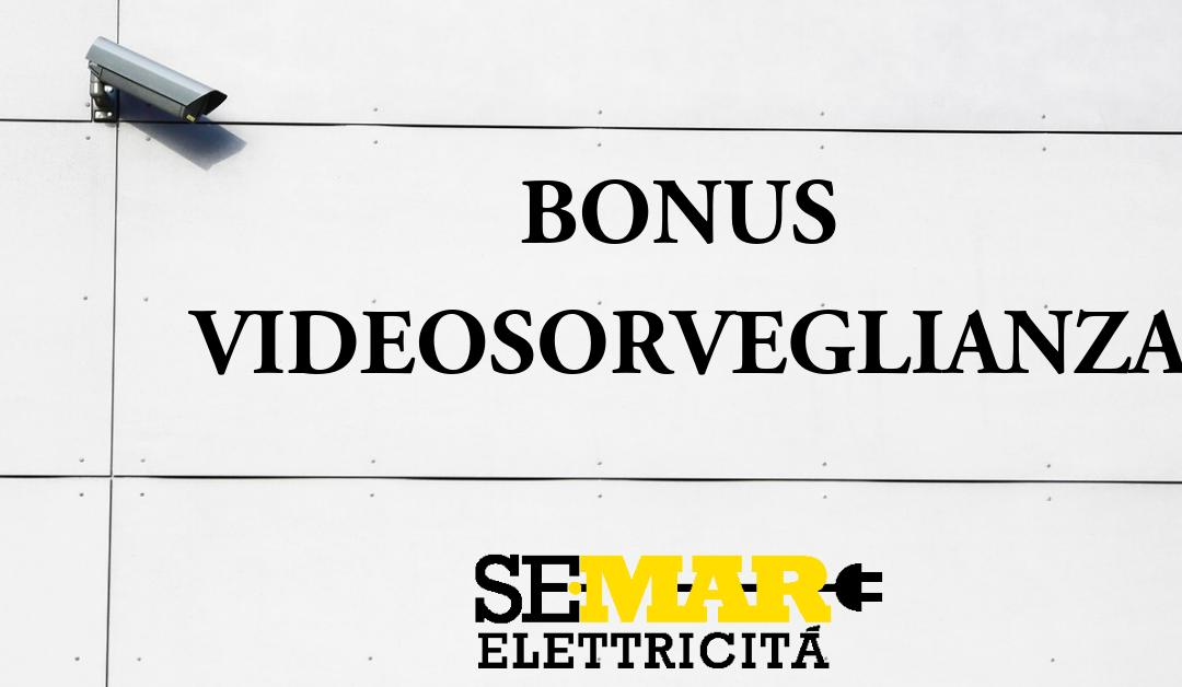 Bonus Videosorveglianza: Ecco come usufruirne