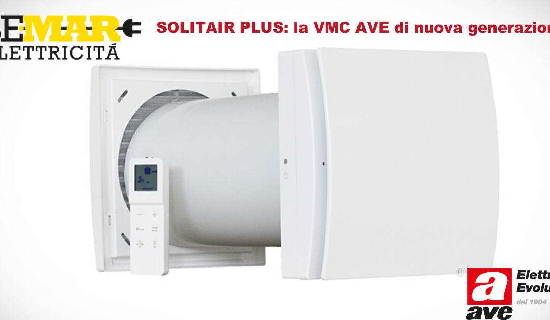 Nasce Solitair Plus di Ave