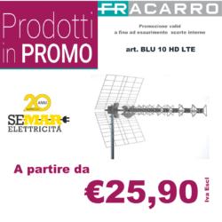 Antenne Fracarro in Promozione