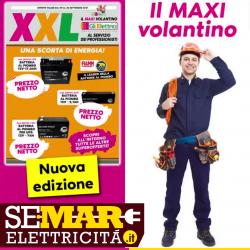 Scarica il nuovo volantino XXL de Gli Elettrici